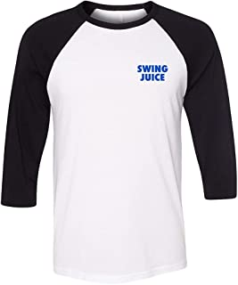 Swing Juice New Golf & Vodka 3/4 长度插肩袖 T 恤