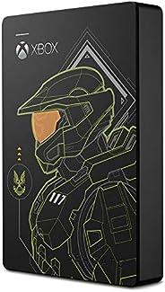 Seagate 希捷 游戏硬盘 适用于 Xbox 5 TB 外置硬盘 便携式硬盘 – USB 3.0 (STEA5000406)