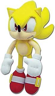 Sonic 刺猬东方 GE-8958 毛绒玩具 - *索尼,12 英寸