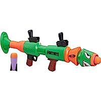 NERF 热火 Fortnite Rl 冲击波-发射泡沫火箭子弹-包括2枚官方Fortnite火箭子弹-适用于青年,青少年和成人
