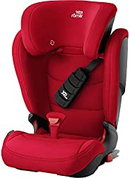 Britax 宝得适 Römer KIDFIX Z-LINE儿童汽车座椅 Group 2/3(15 - 36 千克),火红色,2000033545