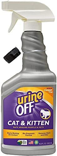 Urine Off Formula 喷雾,适合成长和年轻猫咪,500毫升