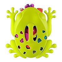 Boon 青蛙豆莢洗澡玩具鏟,*