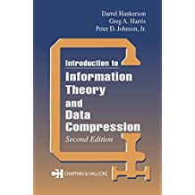 Introduction to Information Theory and Data Compression (Applied Mathematics) (English Edition)