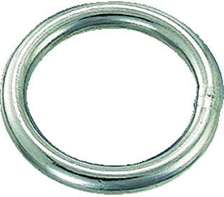 TRUSCO 不锈钢 圆环 线径1.5mm 内径10mm (5个装) TMR-1.5-10