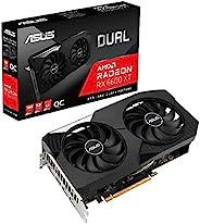 [Asus 华硕] 搭载AMD RX 6600 XT 双风扇型号 8G DUAL-RX6600XT-O8G