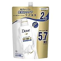 Dove 多芬 保湿保养 洗发水 替换装 超特大 2000克 日亚限定