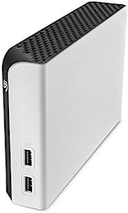 Seagate 希捷 8TB XBOX游戏硬盘 3.5英寸桌面式硬盘 外置移动硬盘 (2个USB Hub)