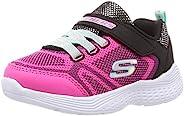 Skechers 斯凱奇 女童 Snap Sprints 運動鞋