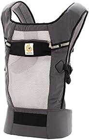 美国 Ergobaby 功能型款婴儿背带(透气款)-炭灰色BCPVENGRBLKNL