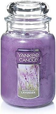 Yankee Candle 薰衣草香味大罐