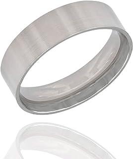 Wapiti Designs 木质转弯环芯(6 毫米不锈钢 - 1 包,13 个)