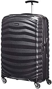 Samsonite 新秀丽 Lite-Shock 万向轮拉杆箱,69 cm,黑色