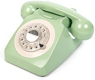 GPO 746 旋转电话55236 薄荷绿