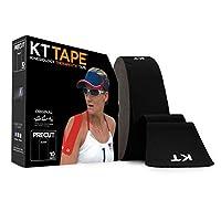 "KT TAPE Original Cotton Elastic Kinesiology Theraeputic Tape - 150 Pre-Cut 10"" Strips"