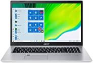 Acer 宏碁 Aspire 5 A517-52-59SV,17.3 英寸全高清 IPS 显示屏,* 11 代英特尔酷睿 i5-1135G7,Intel 英特尔 Iris Xe 显卡,8GB DDR4,512GB NVM