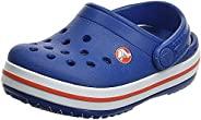 crocs 卡骆驰 Crocband 儿童洞洞鞋 | 男童,女童轻便滑水鞋