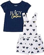 Juicy Couture 橘滋 女童连衣裤2件套