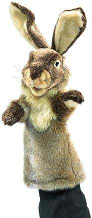 Folkmanis 兔子舞台玩偶