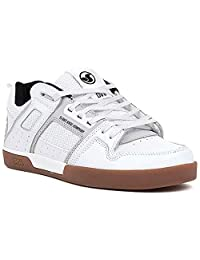 DVS 男士 Comanche 2.0+ 滑板鞋
