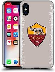 AS Roma,软胶手机壳适用于 iPhone x/iPhone XS