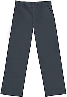 Classroom 大男孩制服可调节无褶长裤