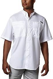 Columbia 哥伦比亚 男式 PFG Tamiami II 短袖衬衫