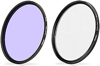 Kase 82 毫米夜用套件亮星聚焦工具 + 82 个中性夜灯污染滤镜