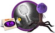 巨型微生物 T4 (T4-*) 毛绒玩具