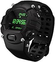 Razer Nabu 手表锻造版黑色 RZ18-01560100-R3U1