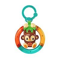 Bright Starts 摇动发光猴子玩具