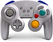 任天堂切换有线控制器 Wireless Gamecube Nintendo Switch Controller 银色