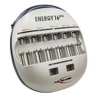 ANSMANN Energy1001-0004-UK Energy 16 Plus Ladeger?t