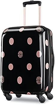 """American Tourister Minnie Lux Dots 20"""" Hardside Spinner 便携包 粉红色/"""