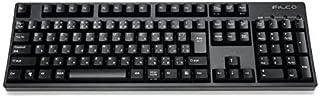 FILCO Majestouch2 104全键黑轴US排列 USB&PS2双接口 全键无冲突 采用德国Cherry黑轴机械键盘 黑色 FKBN104ML/EB2 parentFKBN108MC/JB2-PGS 附带完美握柄纸青轴