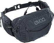EVOC HIP PACK 3 und HIP PACK PRO 3 Hüfttasche Bauchtasche für Bike-Touren & Trails (3L Fassungsvermögen, A