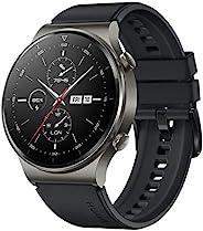 Huawei 华为 WATCH GT 2 Pro 智能手表,1.39英寸AMOLED高清触屏,2周续航时间,GPS & GLONASS,SpO2,超过100种训练模式,蓝牙通话,心率测量