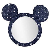 Disney Mickey Mouse 婴儿后背旅行镜印花材料