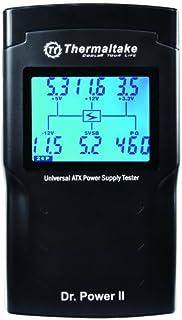Thermaltake Dr. Power II 自动电源测试仪,超大液晶显示屏,适用于所有电源 - AC0015
