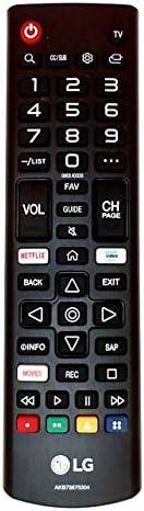 LG OEM 遥控器 AKB75675304 适用于部分电视