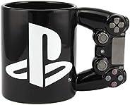 Paladone Playstation 4代控制杯-面向游戏玩家的陶瓷咖啡杯