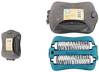 Idea 碎屑收集器蓝色带灰色手柄16 x 11厘米,16 x 11厘米