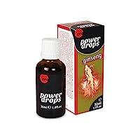 Power Ginseng Drops - 男女通用液 30 毫升