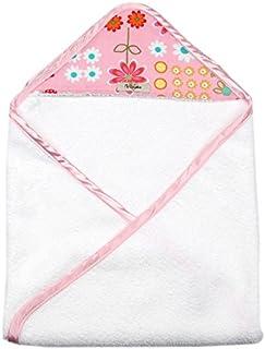 My blankee 新生婴儿女孩连帽 Pink Daisy Dance