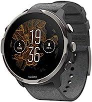 SUUNTO 7 GPS 运动智能手表,石墨黑色