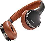 Status Audio BT One 无线头戴式耳机 - 蓝牙 5.0。 + aptX,30 小时电池,USB-C + 快速充电,获*声音 + 极简金属设计SAHD1-BT