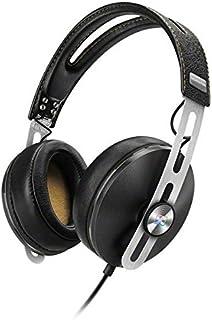 Sennheiser HD1 苹果设备耳机 - 黑色HD1 AEi Black iOS 版本