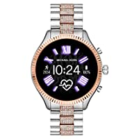 Michael Kors 女 Michael KorsMKT5081 Digital Stainless Steel Rotgold MKT5081