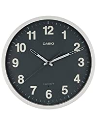 卡西歐(casio) 座鐘?掛鐘 白色/灰色 30.5×30.5×5.1cm(尺寸) iq-1012j-8jf