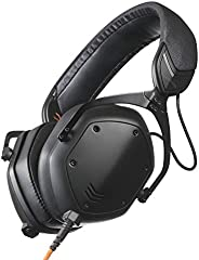 Crossfade M-100 Master 头戴式耳机 - 哑光黑色